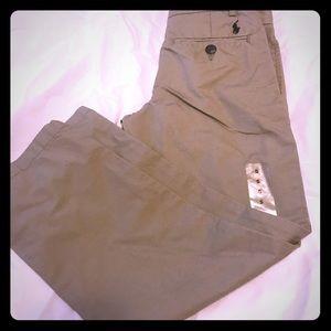 NWOT Boys Size 5 Khaki Pants
